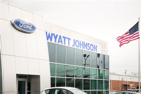 Crown Ford Nashville by Wyatt Johnson Automotive Acquires Crown Ford In