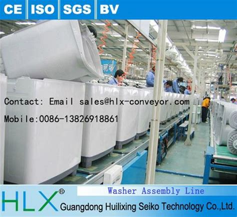assembly line products appliances assembly line