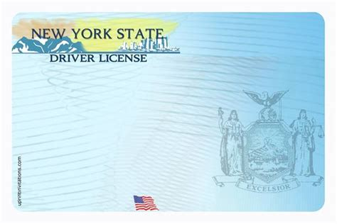 blank drivers license template northolina driver license blank pictures inspirational