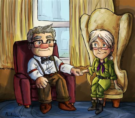 carl and ellie by madimar on deviantart 1000 ideas about up carl and ellie on pinterest up