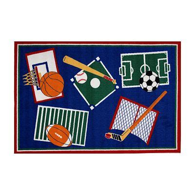 sports rugs for nursery i pears sports rugs from kohls