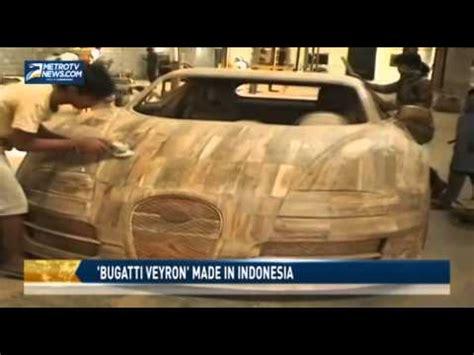 Meja Tv Rakitan asli dari indonesia mobil sport beneran terbuat dari