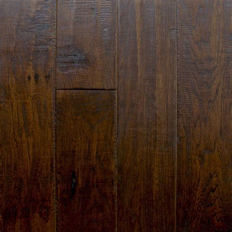 heritage mill hickory chestnut   thick     wide  random length engineered click