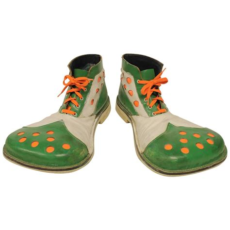 clown shoes 1950s leather clown shoes for sale at 1stdibs
