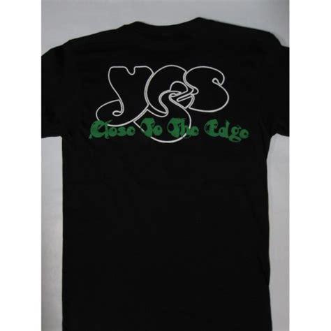 Tshirt Edge Yes To The Edge T Shirt