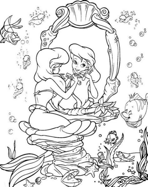 libro mermaids coloring book an 130 mejores im 225 genes de ariel en libros para colorear p 225 ginas para colorear y sirenas