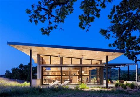 sustainable retreat with charming design details caterpillar house freshome com