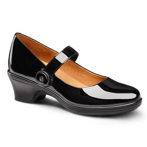 Comfort Heels by Dr Comfort Coco Classic Heel Comfort Heel Dress Casual Diabetic Therapeutic And