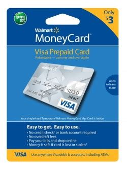 Visa Prepaid Gift Card Walmart - how to get a debit card getdebit