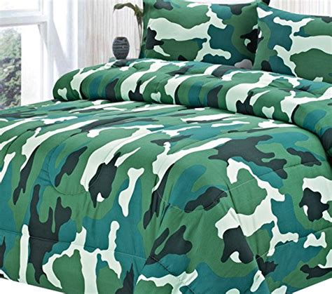 camouflage down comforter clara clark colored camouflage goose down alternative