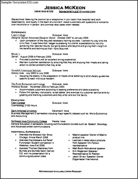 sle objectives in resume for call center clinic resume objective clinical research associate