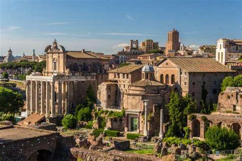 top   panoramic views  rome