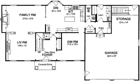 center hall colonial floor plan traditional center hall colonial 19580jf 2nd floor