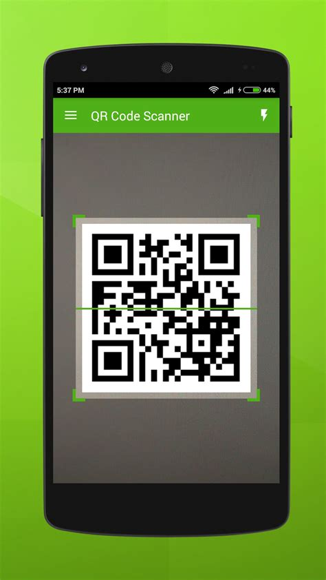 amazoncom qr code scanner appstore  android