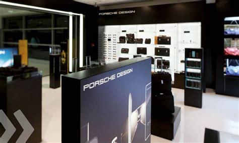 Porsche Design Online Store by Heinemann Store Design Arno Group
