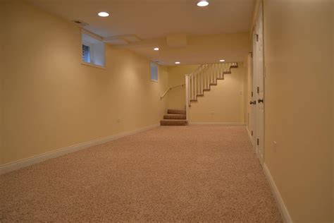 basement remodeling and finishing contractor serving