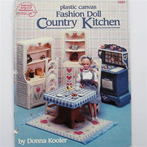 fashion dollhouse in plastic canvas 1000 images about doll furniture toys plastic canvas on