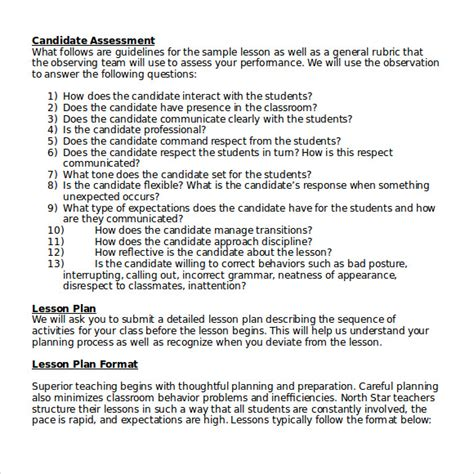 high school lesson plan template sle high school lesson plan 9 documents in pdf word