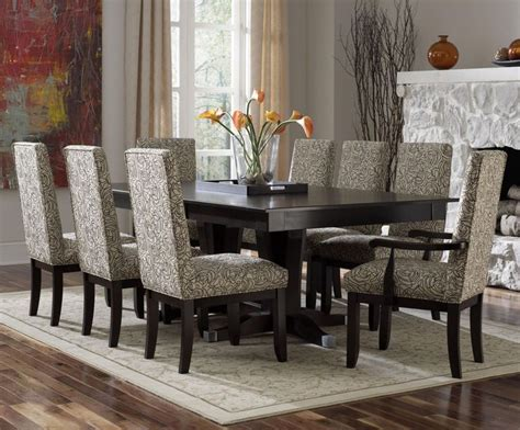 modern formal dining room sets 1000 ideas about contemporary dining room sets on
