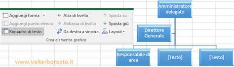 layout organigramma powerpoint utilizzare gli elementi grafici smartart creazione di un