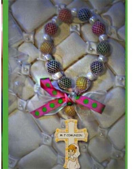 como hacer rosarios para recuerdos de bautizo o primera comuni 243 n 17 best images about rosarios on favors baptisms and search