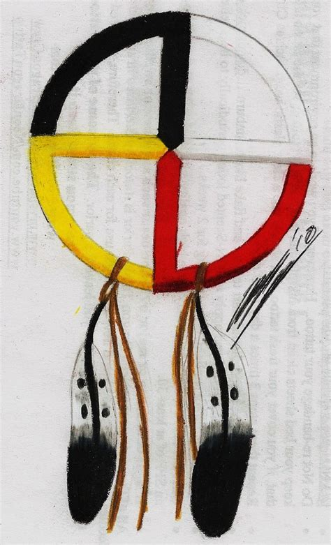 medicine wheel tattoo medicine wheel by wolfhogen on deviantart