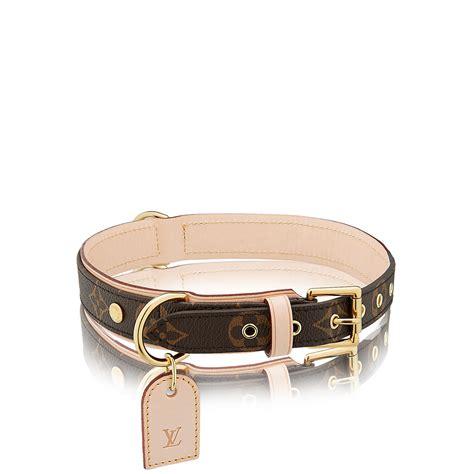 lv collar louisvuitton louis vuitton baxter collar gm lg monogram small leather goods