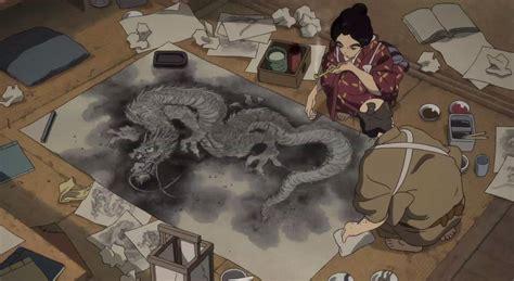film fantasy giapponesi review miss hokusai electric shadows