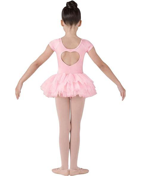 Qibao Pink Dress Tutu bloch cl8012 sequin trim back tutu ballet dress dancewear centre canada