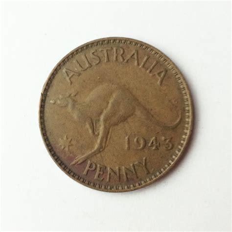 penny s 1943 australian penny coin australia 1943 penny ebay