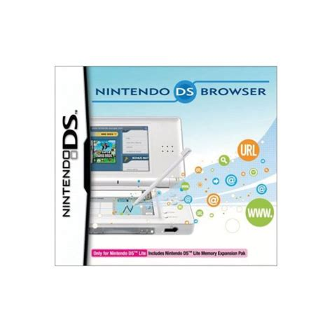 Memory Nintendo Ds Nintendo Ds Lite Browser Memory Expansion Pack Nds