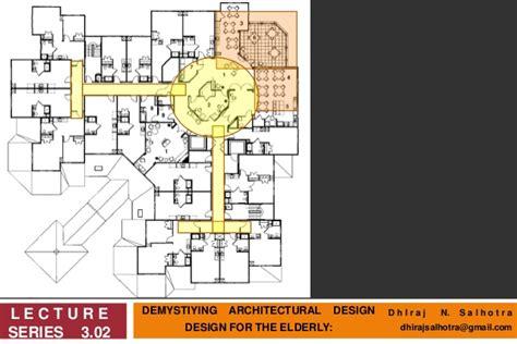 design criteria for homes design guidelines home for the elderly