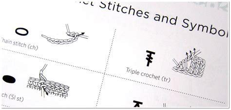 what does pattern mean double crochet diagram my crochet