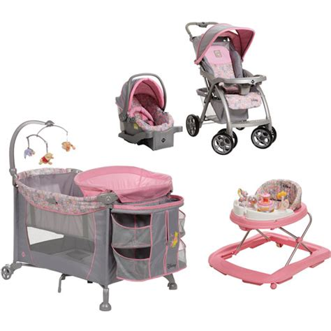 car seat stroller pack and play bundle disney branchin out collection baby gear bundle