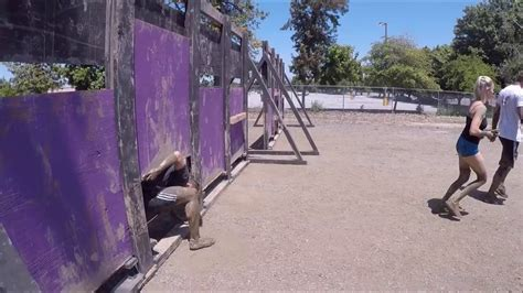 rugged maniac norcal rugged maniac norcal 2017 guillotine obstacle