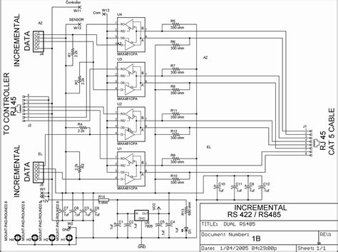 rs232 to rj11 adapter wiring diagram database