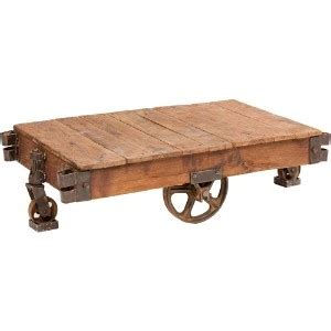 railroad cart table 1000 images about i want this on