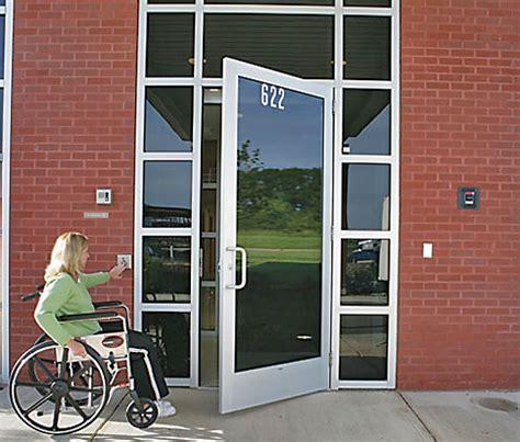 Handicap Door handicap door opener wiring handicap door opener