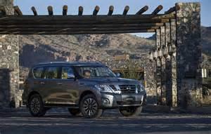 Nissan Makes Biser3a Nissan S 2017 Patrol Makes Global Debut In The