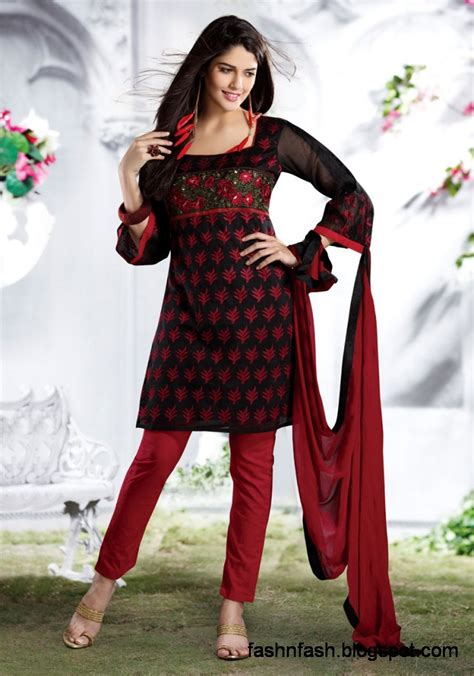 new pattern dress indian fashion fok indian casual party wear shalwar kameez