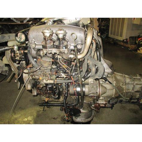 isuzu trooper 4jg2 turbo diesel engine 3 1l bighorn 4jg2
