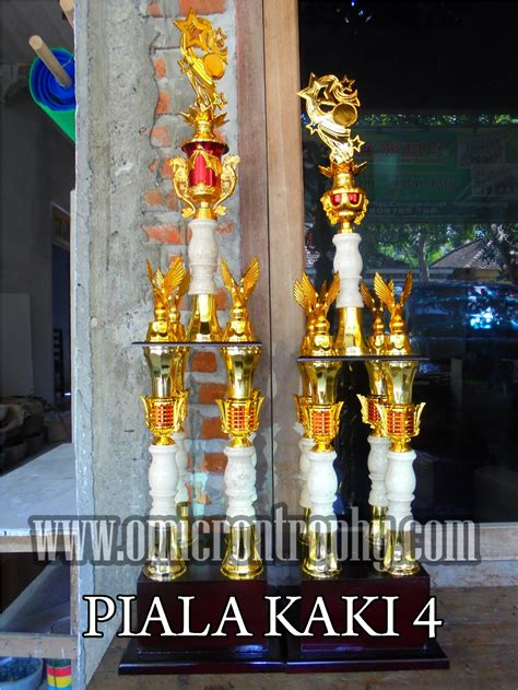 Harga Piala Kaki 4 by Agen Jual Piala Trophy Marmer Murah Piala Kaki 4 3