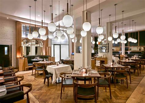 Pantry Restaurant by Modern Pantry Restaurant Interior Reflects Founder S