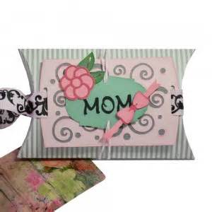 Gift Card Pillow Box - last minute gift card holders pazzles craft room