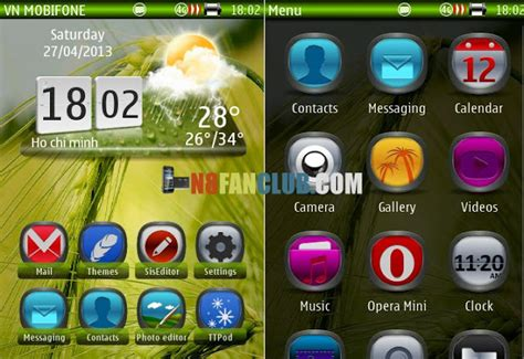 nokia e72 nature themes download nokia n8 nature theme free download