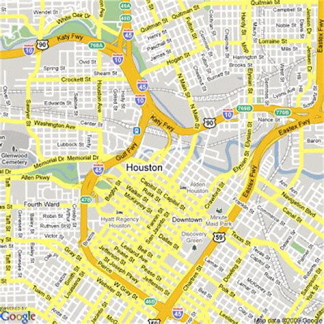 houston map printable map of houston free printable maps