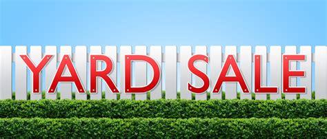 Garage Sale Vs Yard Sale by Tips For A Successful Yard Sale Jagoe Homes