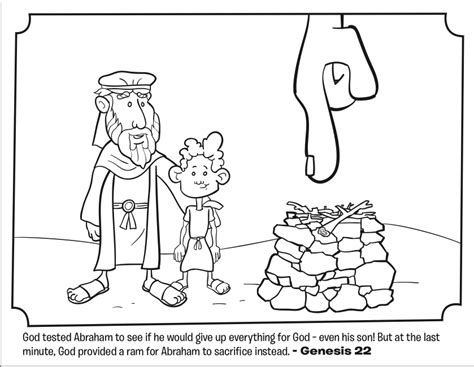 bible coloring pages abraham and sarah abraham sarah and isaac coloring pages images