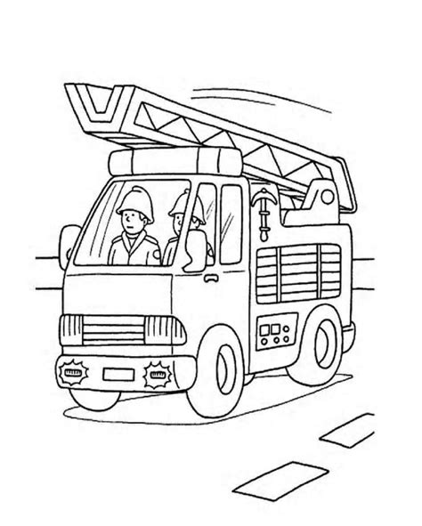 free printable vire coloring pages a fire fighter coloring pages