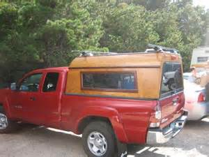 Homemade Truck Canopy by Sort Of Ot Building A Pickup Topper From Lumber